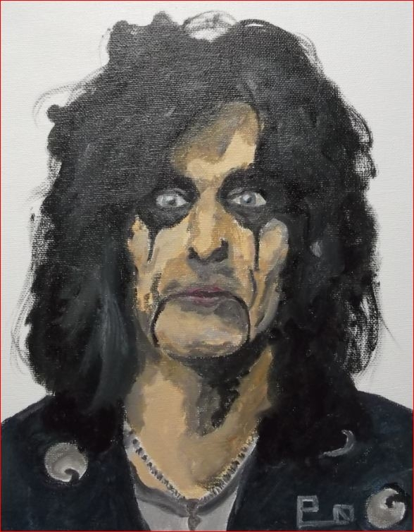 Alice Cooper by Picapenko